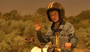 Breaking Bad Dirt Bike Kid