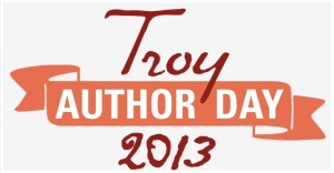 troy author day