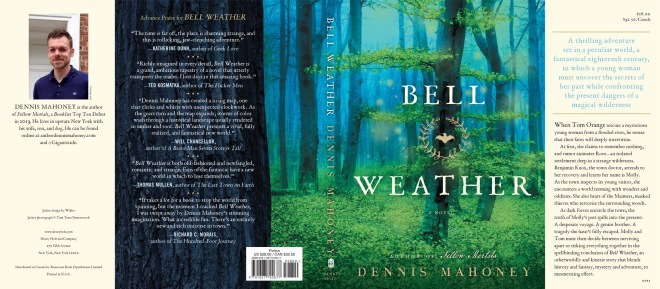 Bell Weather Hardcover