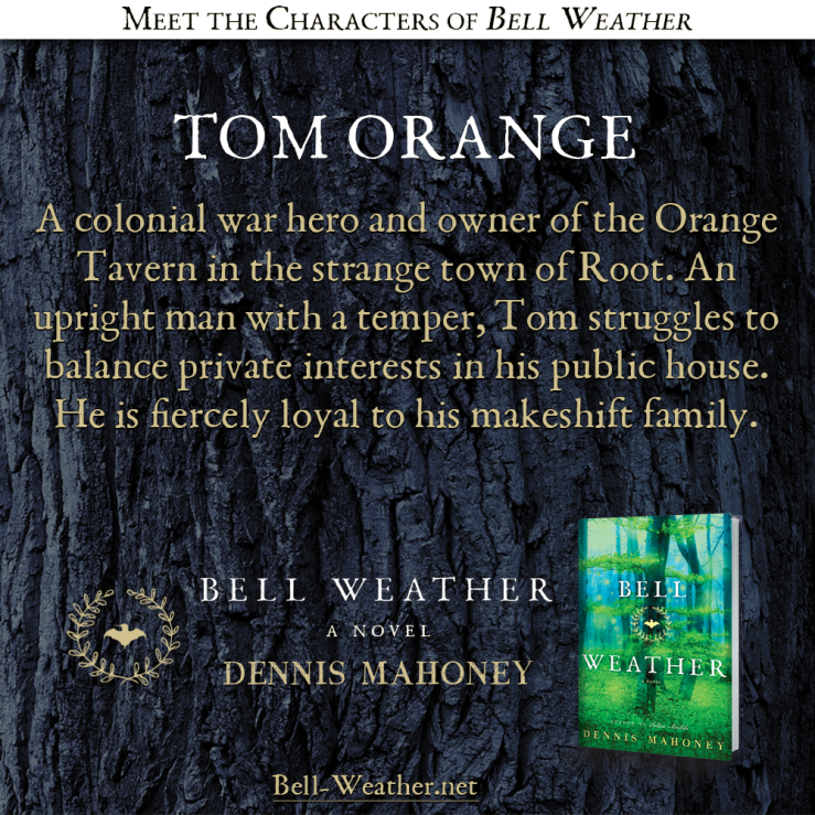 Tom-Orange